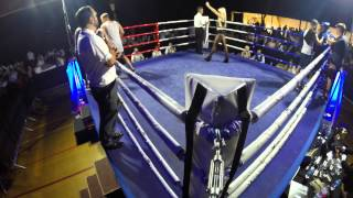 Reading Ultra White Collar Boxing | Fight 10