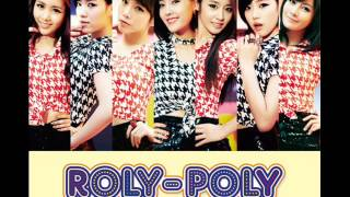 T-ARA - Roly Poly (Audio)