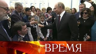Владимир Путин вручил государственные премии за правозащитную и благотворительную деятельность.