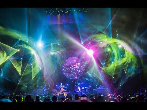 "The String Cheese Incident - ""Way Back Home"" Live from The Chicago Theatre 2017"