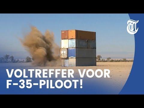 Kijk mee met piloot op trainingsmissie - F-35 FIGHTER #04