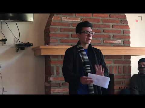 """Isaac Jiménez """"Estar En El Hoyo"""" #MásHechosPorEscribirse 2/3"""