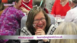 Heart Of England - Christmas Commercial