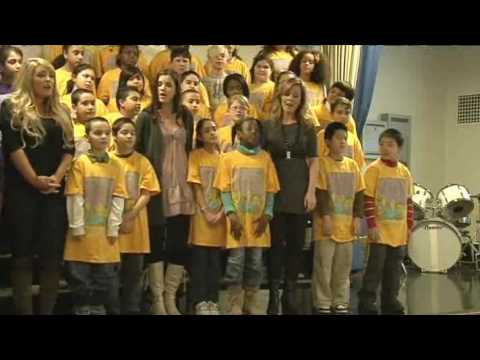 Celtic Woman and PS22 Chorus - Interview