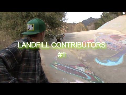 Antihero: Landfill Contributors #1