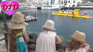 Submarine Adventure Gran Canaria Let