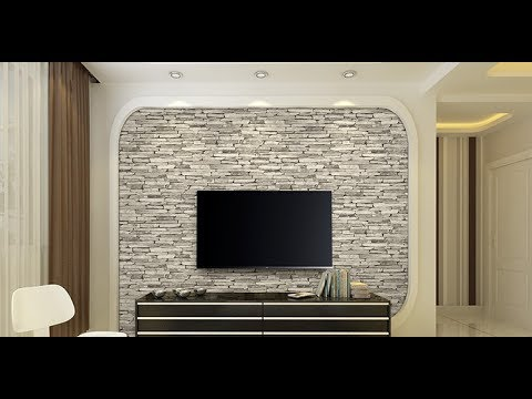 3D Effect | Brick | Stone | Wallpaper | 14 | Ideas