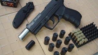 15 mm POM Traumatikus toldat gáz-riasztó fegyverekhez - non-lethal traumatic POM  for gas-alarm guns