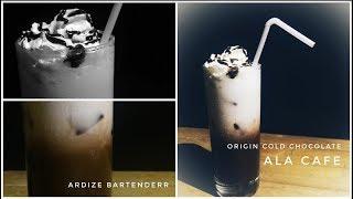 Resep Minuman - Chocolate Frappe Ala Cafe Premium