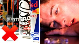 The DARK SIDE Of Energy Drinks That Will Make You Question Drinking Them!