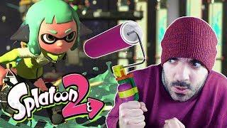 TEAM ITOWNGAMEPLAY VS TEAM SILVER #SPLATFUN 2019 J7 ⭐️ Splatoon 2 (Nintendo Switch)