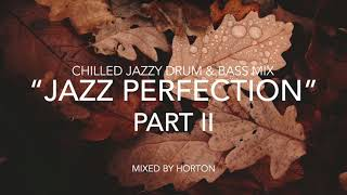 """Jazz Perfection"" (Part II) ~ Chilled Jazzy Drum & Bass Mix"