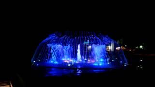 Palangos fontanas / Palanga fountain - Los del Rio - Macarena (Bayside Boys Mix)