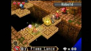 Steal Princess (DS) - Different Levels Gameplay Trailer