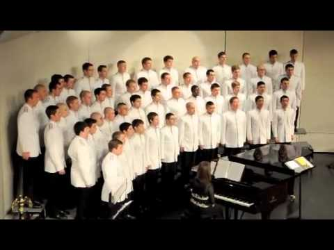 Singing Cadets - The Aggie Song
