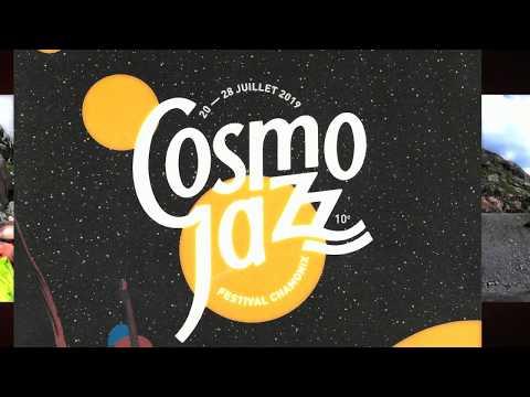 André Manoukian Quartet Et Les 100 Choristes - CosmoJazz   2019