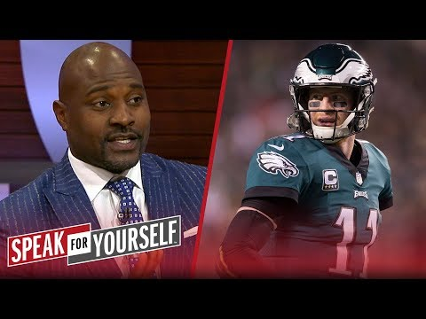 Whitlock & Wiley think the Eagles should be concerned about Carson Wentz | NFL | SPEAK FOR YOURSELF