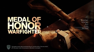 How to Install & Download Medal of Honor Warfighter PC Game