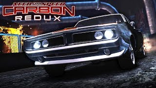 NFS Carbon REDUX | Angie Boss Race and Canyon Duel [1440p60]