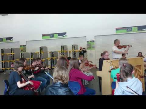 Fife youth music festival