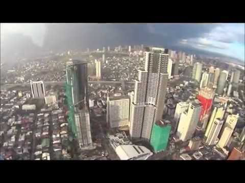 Travel to Fine Places of Metro Manila - Philippines 2015 Met