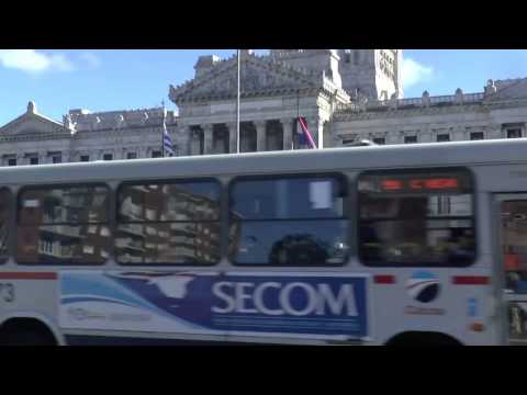 Uruguay   Montevideo City Tour #1   29 Nov 2016