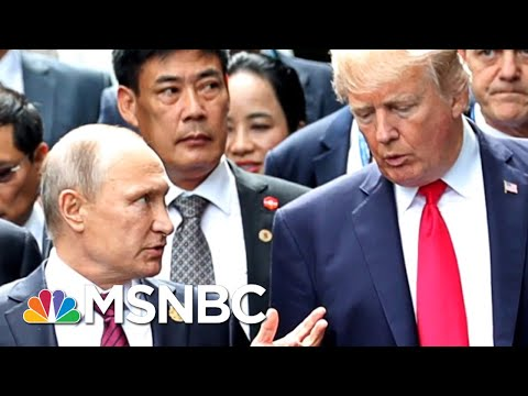 Why Is Russia Suspiciously Silent During The US Midterms? | Deadline | MSNBC
