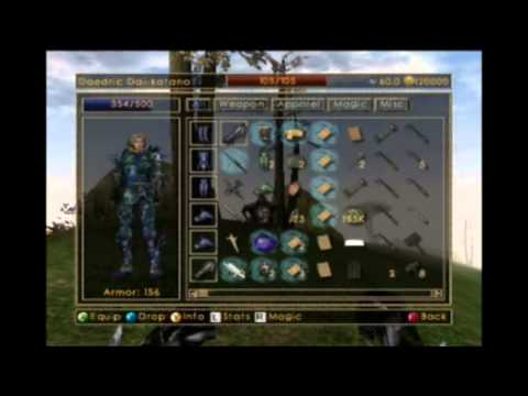 Ultimate Mod Pack v1 for Morrowind Xbox + Download link!