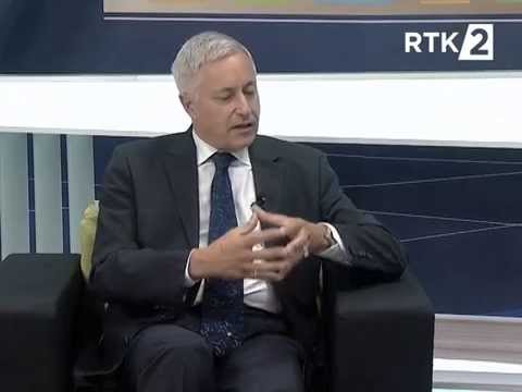Head of the OSCE Mission in Kosovo Ambassador Jean-Claude Schlumberger interview for RTK 2