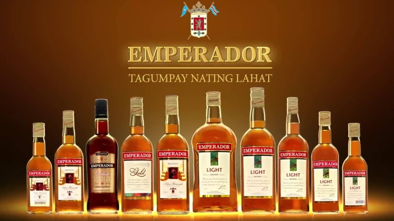 Emperador Light Brandy Commercial By Canadian Guy Youtube