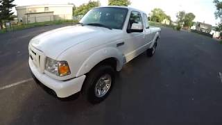 4K Review 2006 Ford Ranger Virtual Test-Drive & Walk-around