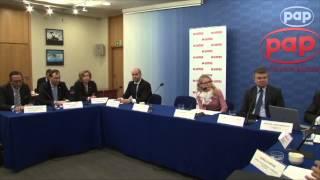 Debata PAP: Bezpieczeństwo dostaw ropy i gazu do Polski