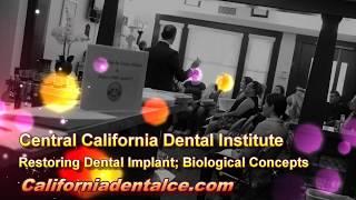 Restoring Dental Implant; Biological Concepts: Part 1