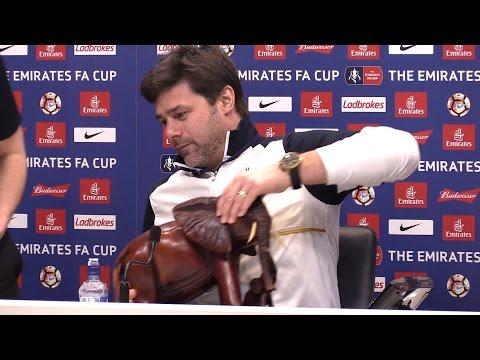 Mauricio Pochettino Full Pre-Match Press Conference - Tottenham v Millwall - FA Cup