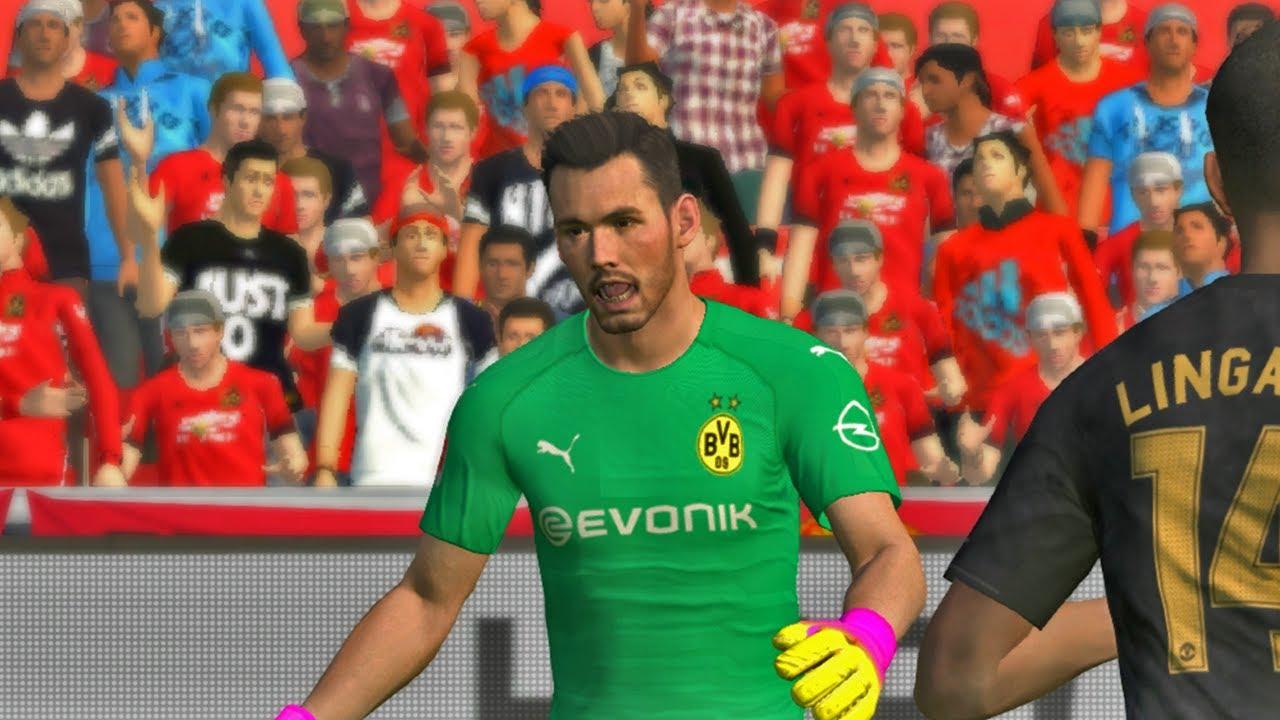 Manchester United Borussia Dortmund
