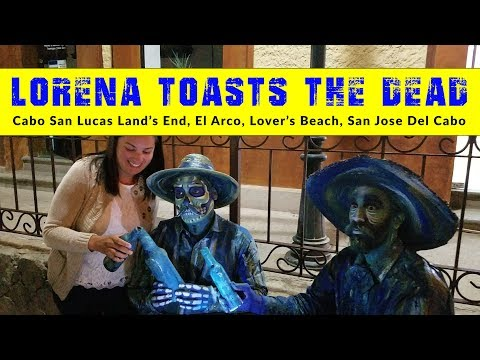 Exploring Los Cabos By Boat, Art & Music Walk | RVing Baja MX Part 7