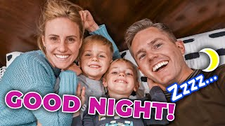 OUR NIGHT ROUTINE! What REALLY Happens...