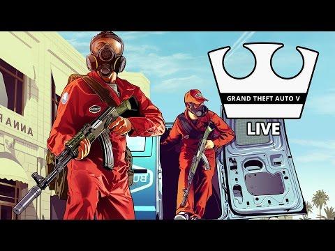 Jirka a GEJMR Hraje - GTA V Online - Máme sklad [PC] [LIVE]