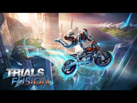 Trials Fusion gameplay | I am a Superman