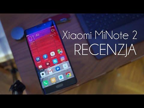 Xiaomi Mi Note 2 - godna konkurencja dla Samsunga? test,recenzja #62 [PL]