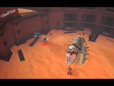 Dungeon Hunter 5 Co-op Expert Mode.