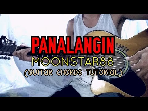 Panalangin Moonstar88 Easy Guitar Tutorial Youtube