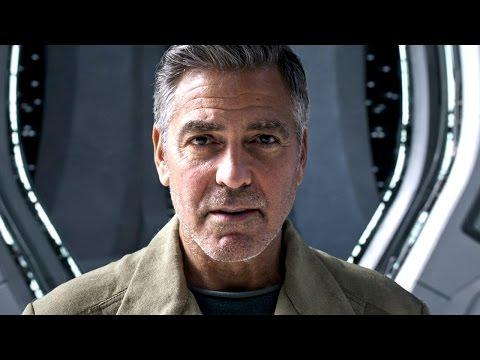 À la Poursuite de Demain  : le personnage de George Clooney