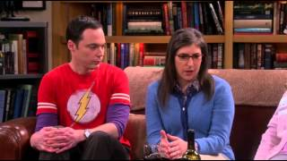 The Big Bang Theory - The Meemaw Materialization S09E14 [1080p]