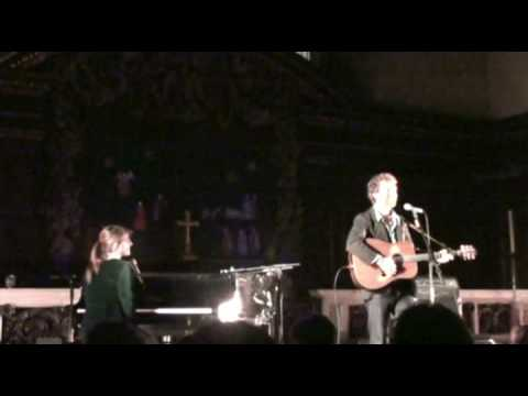 Swell Season - In These Arms (St James Church Piccadilly Jan 15th 2010)