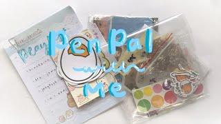 Pen Pal With Me #2