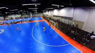 2014 US Futsal Nationals – SnapSports Official Surfacing