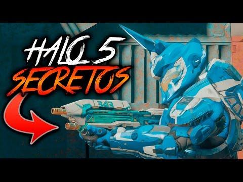 LOS NUEVOS MAPAS Y JUEGOS SECRETOS DE HALO 5 ⚠