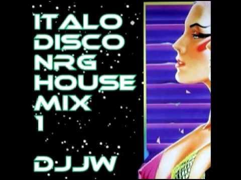 DJJW   Italo Disco Energy Housemix 1