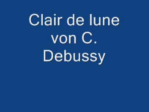 Debussy Clair de lune Bella´s lulla